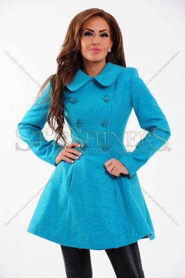 Palton LaDonna Be Elegant Turquoise