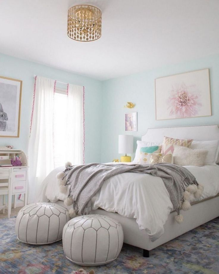 89 Popular Bedroom Paint Colors That Give You Positive