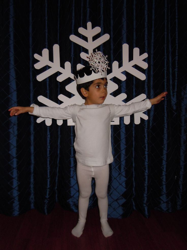 snowflake costume - Google Search