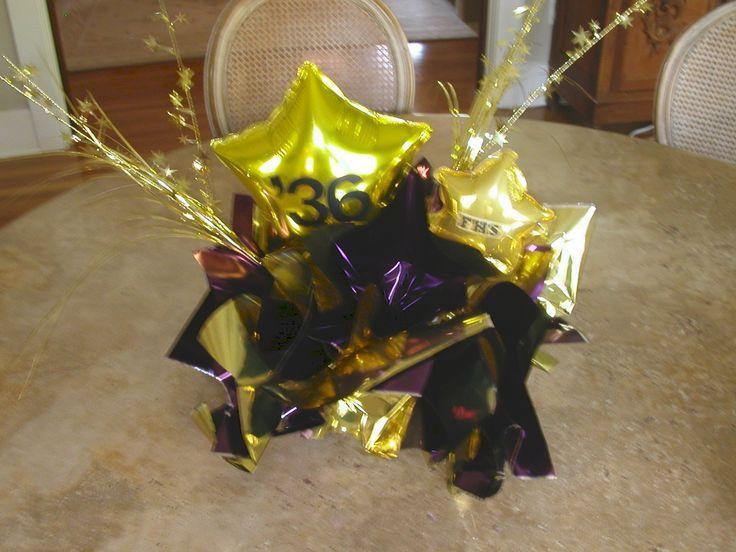 Homemade Graduation Party Decoration Ideas