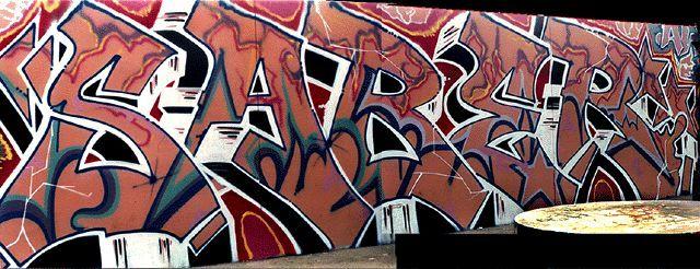 saber graffiti 2