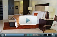 Beautiful rooms at Grand Velas! Watch our video!