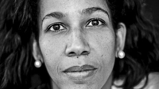 German-Nigerian author Jennifer Teege is granddaughter of Amon Goeth. Nazi killer's daughter Monika had an affair with an African student. The 'Butcher of Plaszow' was notorious for his cruelty and was portrayed by Ralph Fiennes in Holocaust epic Schindler's List. Ms Teege, 43, has written a memoir exploring the dark past of her family