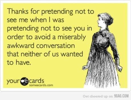Your Ecards: Awkward Moments, Appreciation, Amenities, My Life, So True, Bahah, Admit, True Stories, High Schools
