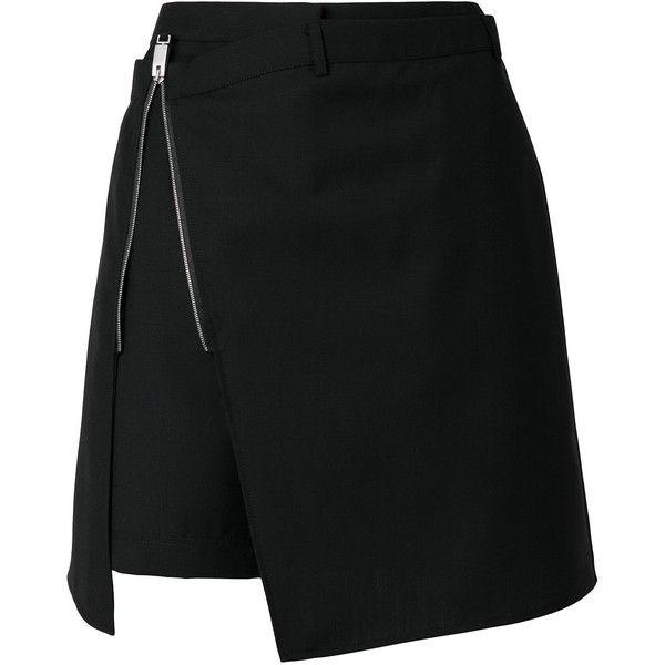 01ab70cc21a Alyx side zip A-line skirt ( 1