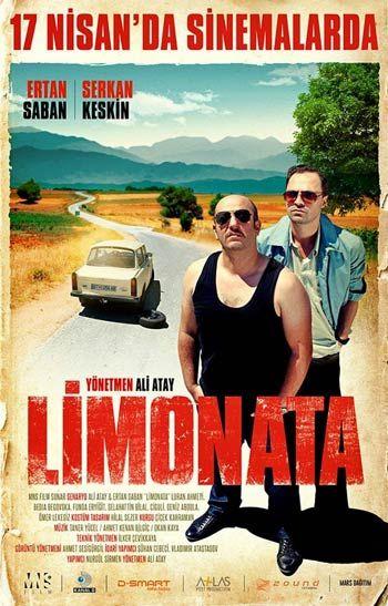 Limonata filmi 2014 yapımı komedi türünde bir türk filmidir. Yönetmenliğini leyla ile mecnun dizisinden tanıdığımız mecnun karakterini canlandıran Ali Atay yapıyor. Ali Atay'ın oyunculuk kariyeri yanı sıra yönetmenlik kariyeri'nin ilk filmi. Leyla ile mecnun dizisinde bizi oldukça güldüren Ali Atay bu filmde yönetmenlik koltuğuna oturuyor.