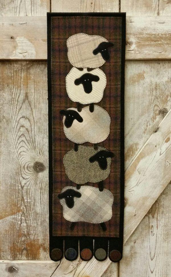 25 Best Ideas About Wool Applique On Pinterest Wool