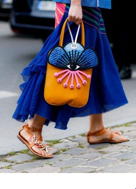 Crazy fun, colorful purse @beglamrs. сумки модные брендовые, http://bags-lovers.livejournal.com/