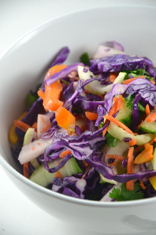 1000+ images about edible: slaw on Pinterest   Cabbages, Cilantro and ...