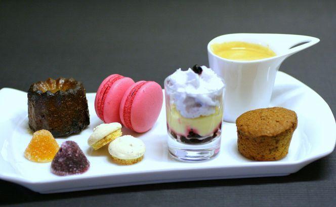 » Myrtilles, citron, siphon ….. ! - La cuisine de Mercotte :: Macarons, Verrines, … et chocolat