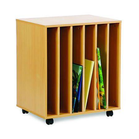 1761 - Big Book Storage Trolley - Click Image to Close                                                                                                                                                                                 More