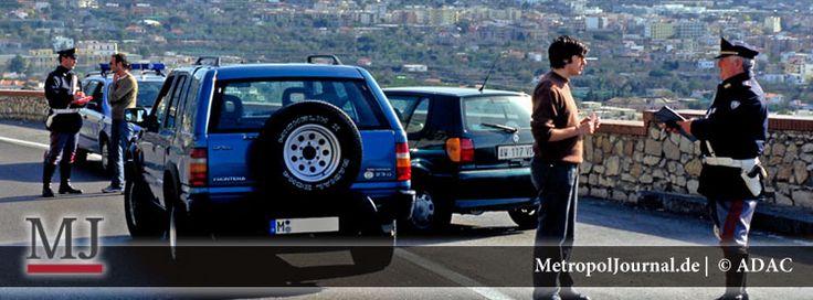 ADAC informiert – Bei zu viel Chianti am Steuer ist in Italien das Fahrzeug weg - http://metropoljournal.de/?p=9158