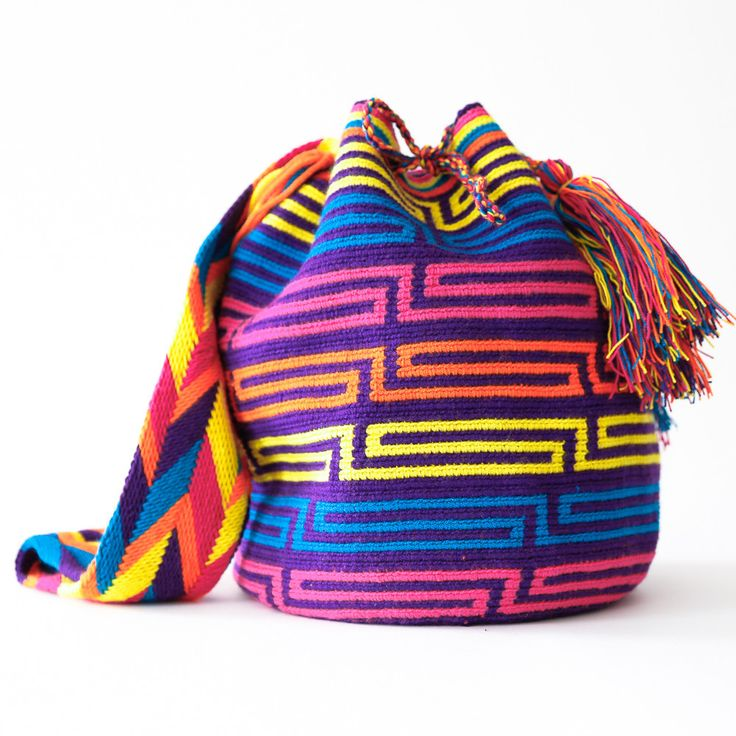 Handmade Wayuu Boho Bags | WAYUU TRIBE Crochet Patterns, Fair Trade – WAYUU TRIBE | Handmade Wayuu Mochilas Boho Bags