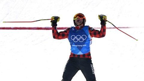 Image result for brady leman gold medal run
