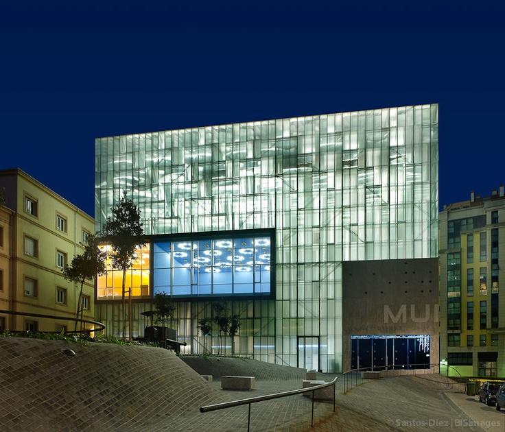 Museo Nacional de Ciencia y Tecnología en La Coruña