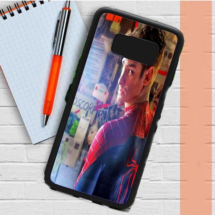 Andrew Garfield Spiderman 2 Samsung Galaxy S8 Plus Case Dewantary