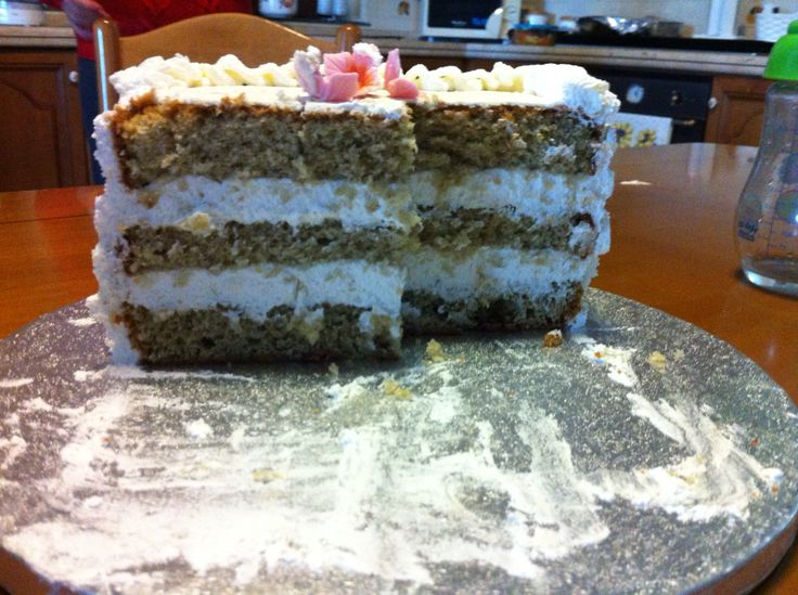 Cake pistacchio & ricotta