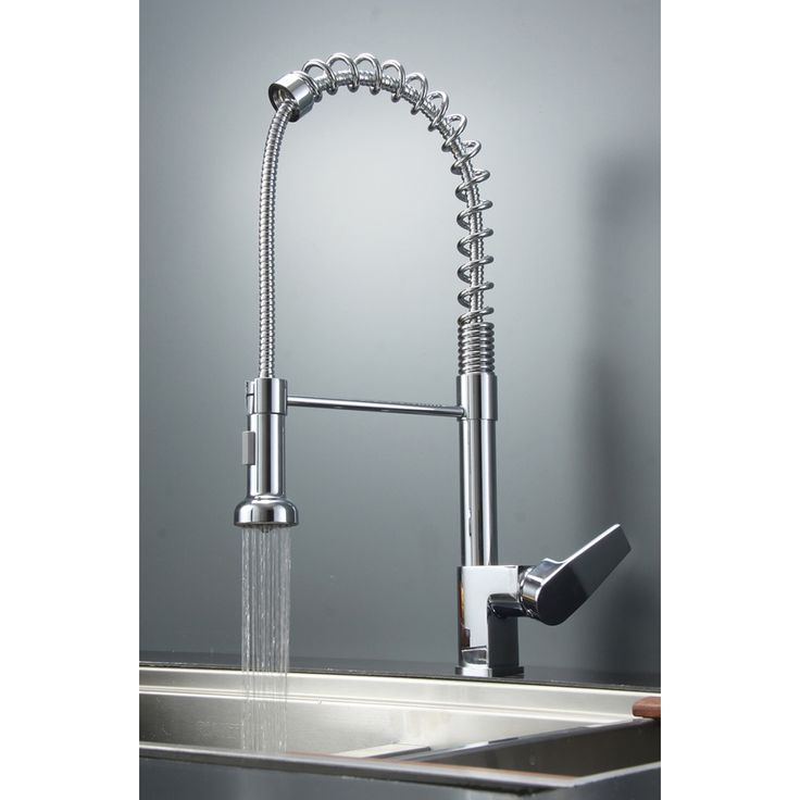 Best Commercial Kitchen Faucets with Cool Style Pullout Spray Kitchen Faucet