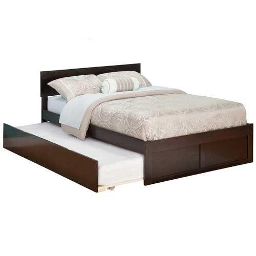 tempat tidur sorong minimalis anak kayu jati