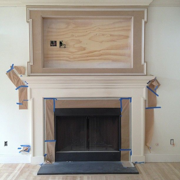 Fabulous 10 Best Tv Mantel Fireplace Images On Pinterest Fire Places Nt81