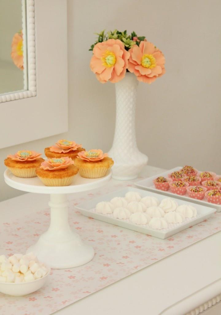 Baby shower in rosa e corallo Baby Shower, Blog Piccoli Elfi