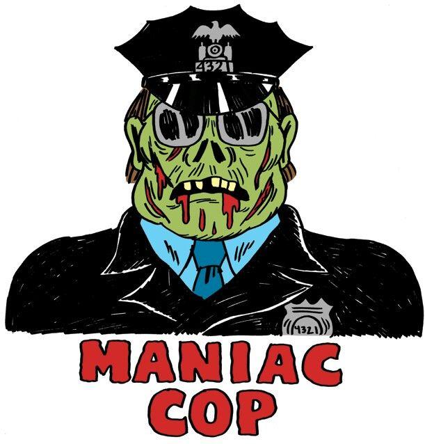 Maniac Cop johnny Ryan