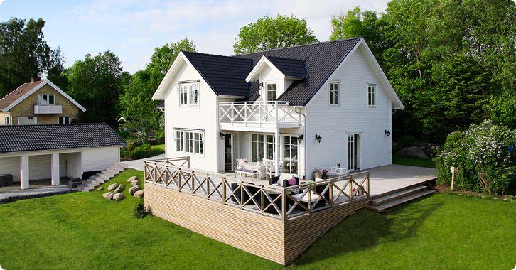 Nice hus