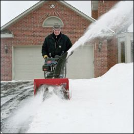 The Advantages of Using Snow Blower