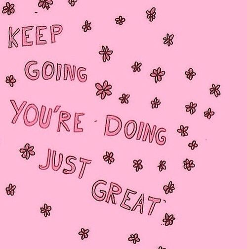 In case you need a reminder. You're awesome.