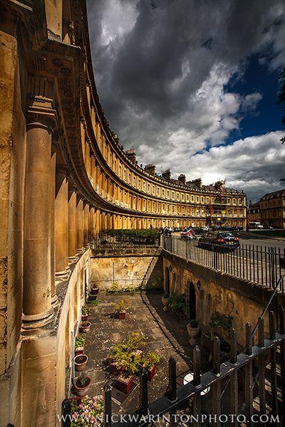King's Circus, Bath, England