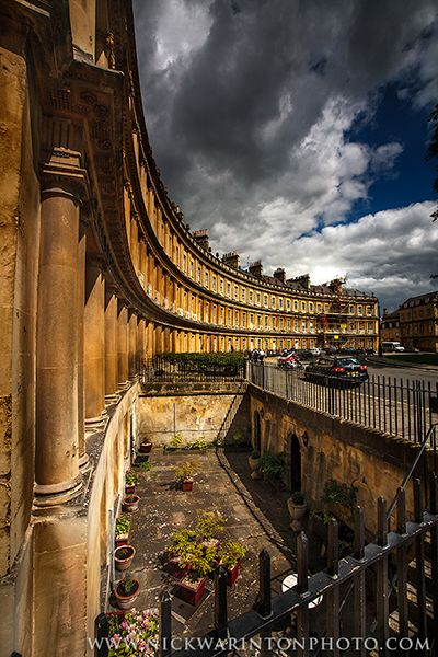 King's Circus, Bath, England