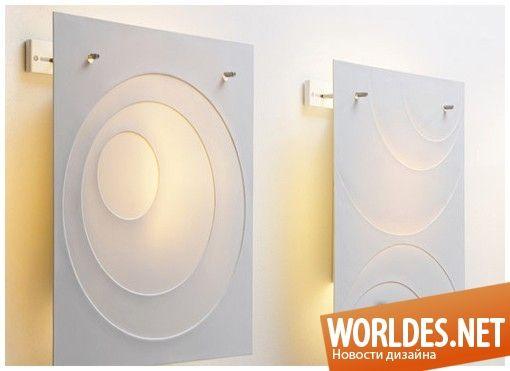 Белые фарфоровые лампы фото 6