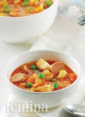 Sup Merah (Jawa Timur)
