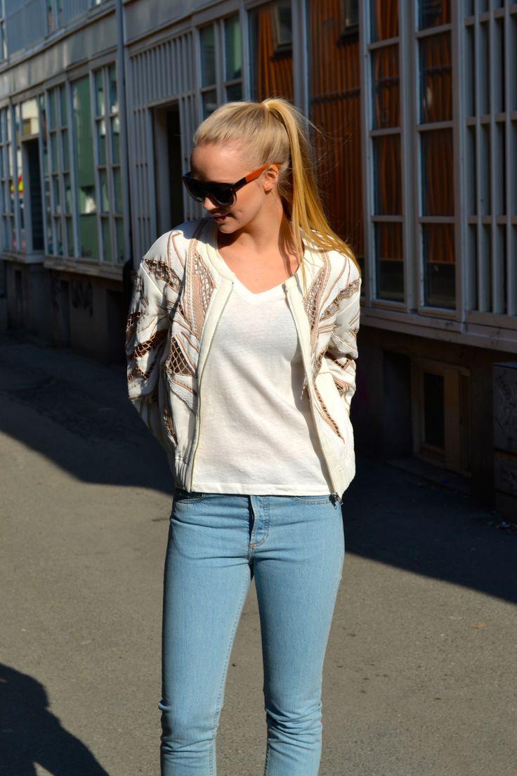 we LOVE this jacket from IRO!