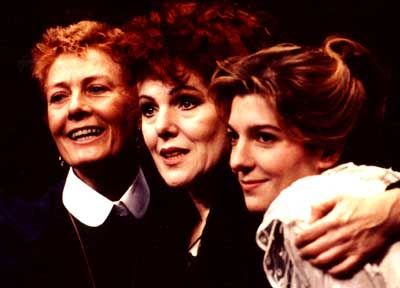 redgrave sisters