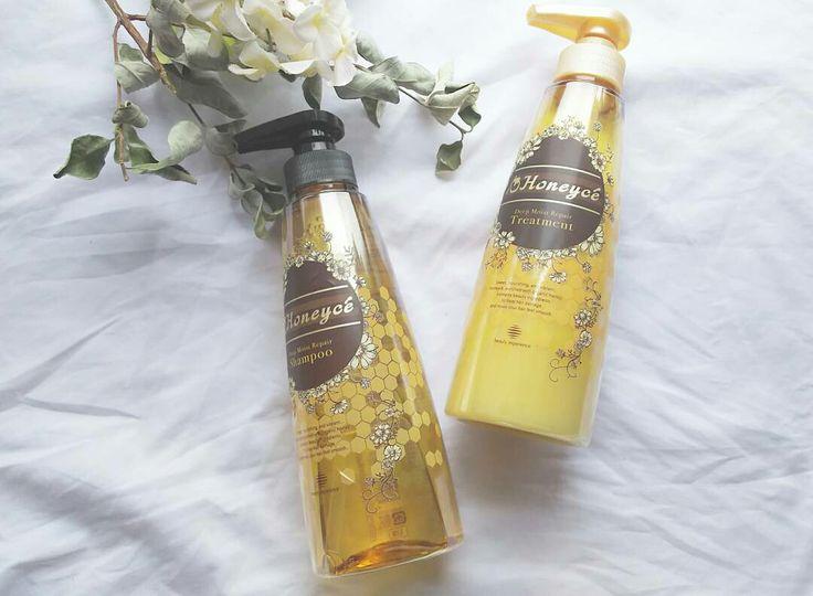 ハニーチェ シャンプー beauty Bride Honey hairtreatment オーガニック shampoo