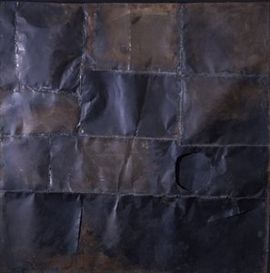 alberto burri paintings - Google Search