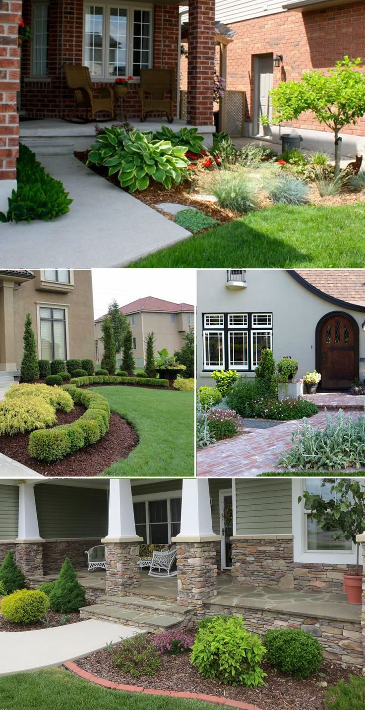 Amazing Landscaping Ideas For Small Budgets: 25 Amazing Front Yard Landscaping Designs You Will Enjoy