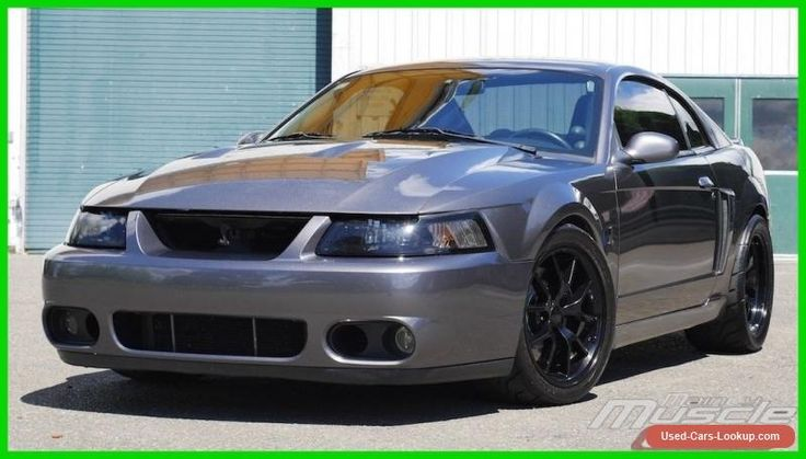 2003 Ford Mustang Cobra #ford #mustang #forsale #unitedstates