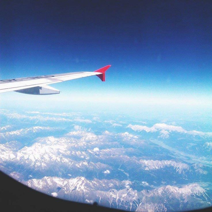 #Flight #Travell #Mountains #Janessuitcase #Sky