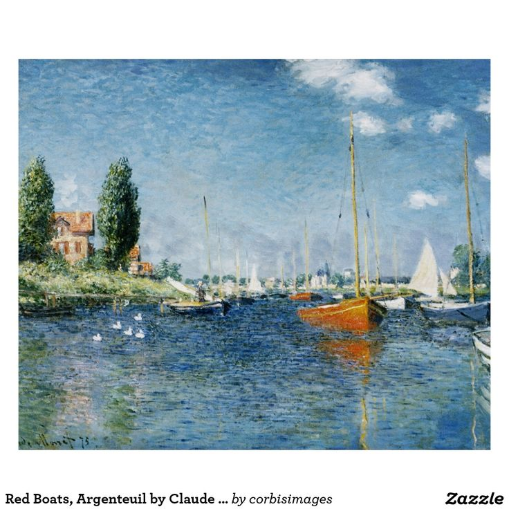 an analysis of claude monets works of art In his iconic final works, monet looked far beyond his  the course of modern art could have been so different if the council bureaucrats had  claude monet.