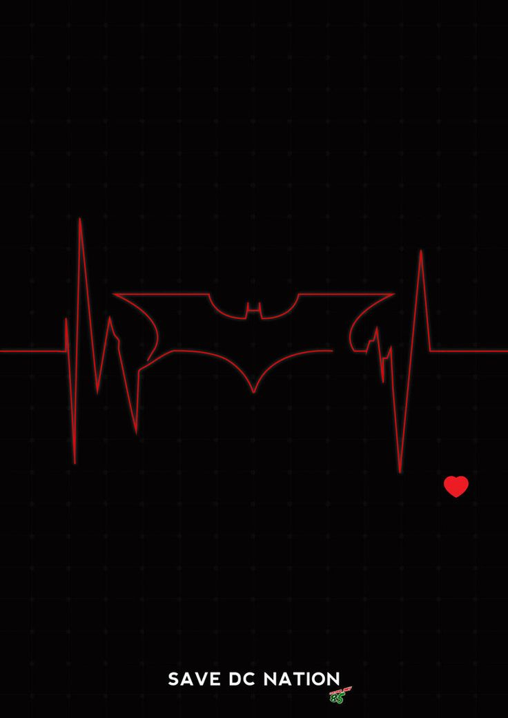 Heroes Hearbeat - Batman - C085 by ~ColourOnly85 on deviantART