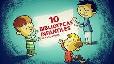 AYUDA PARA MAESTROS: 10 bibliotecas virtuales infantiles con cientos de...