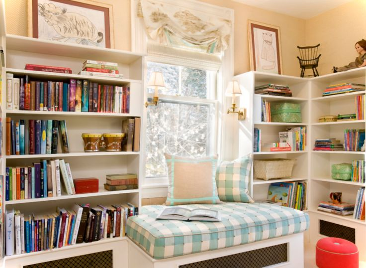 Room Ideal Reading Window Reading Window Nook Reading Spaces Kids