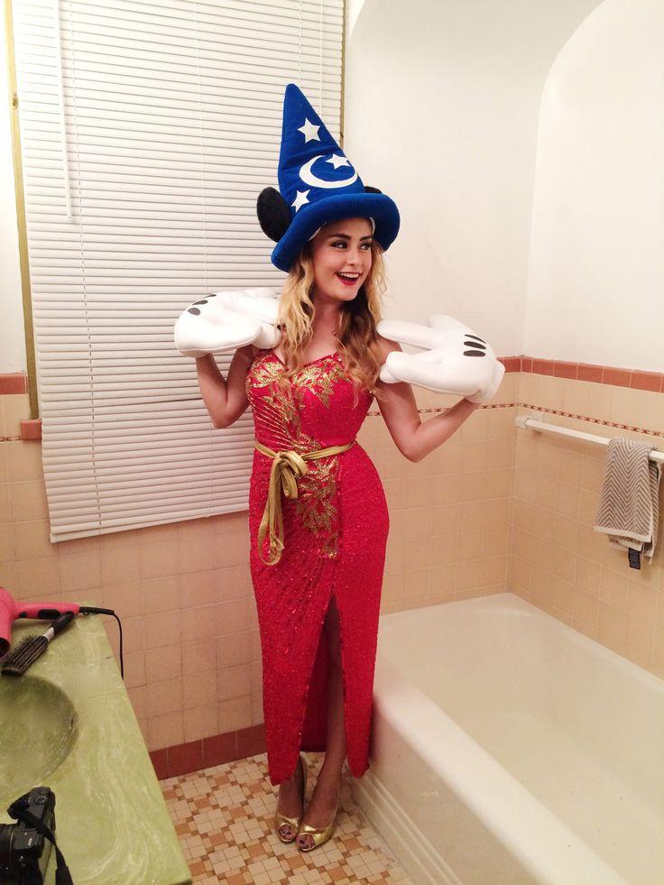 DIY | Disney's Fantasia (Mickey) Costume