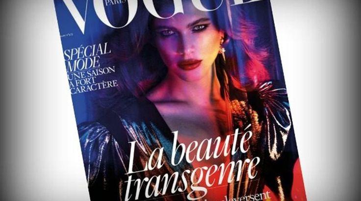 Για πρώτη φορά τρανσέξουαλ εξώφυλλο στη γαλλική Vogue Crazynews.gr