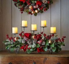 25 Tartan Decor Ideas You Must Try This Christmas 22