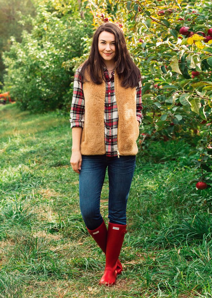 Apple Picking Outfit Inspiration