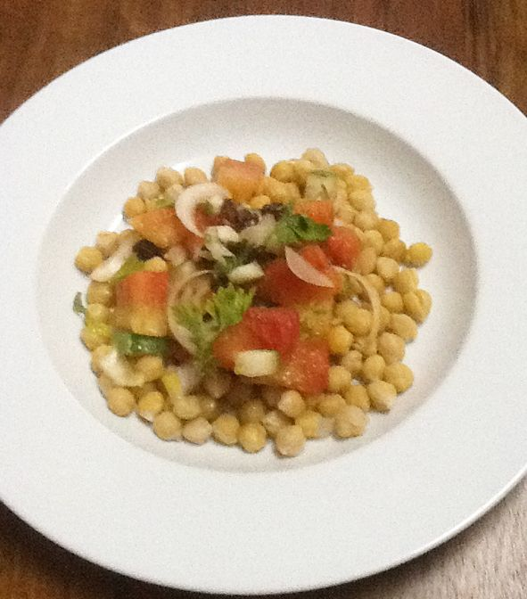Chic Peas Salad