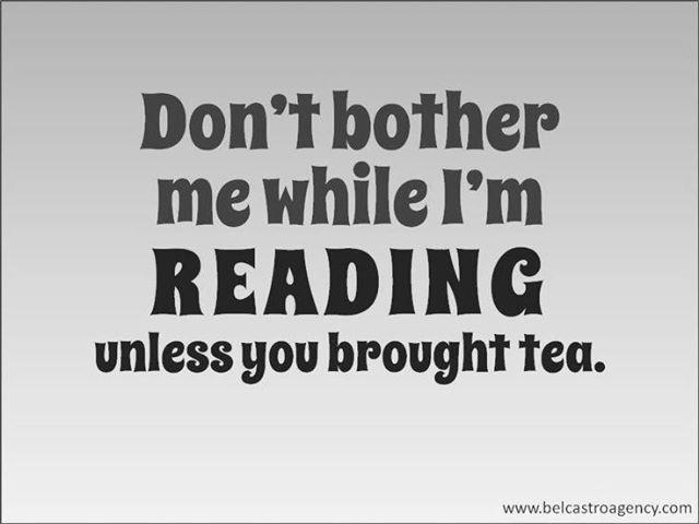 Love Books Reading Quote